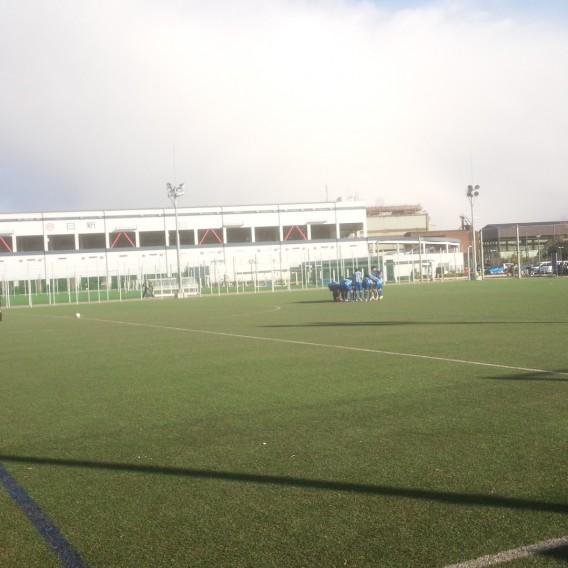 堺Jグリーンでサッカートレーナー活動してきました☆