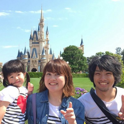 家族でディズニーリゾートへ【ディズニー最大の隠れミッキーはココ‥】