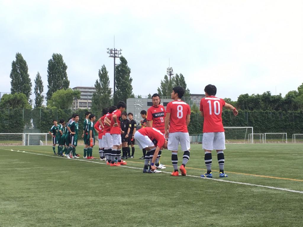 すずらんのサッカートレーナー活動♪in鶴見緑地球技場