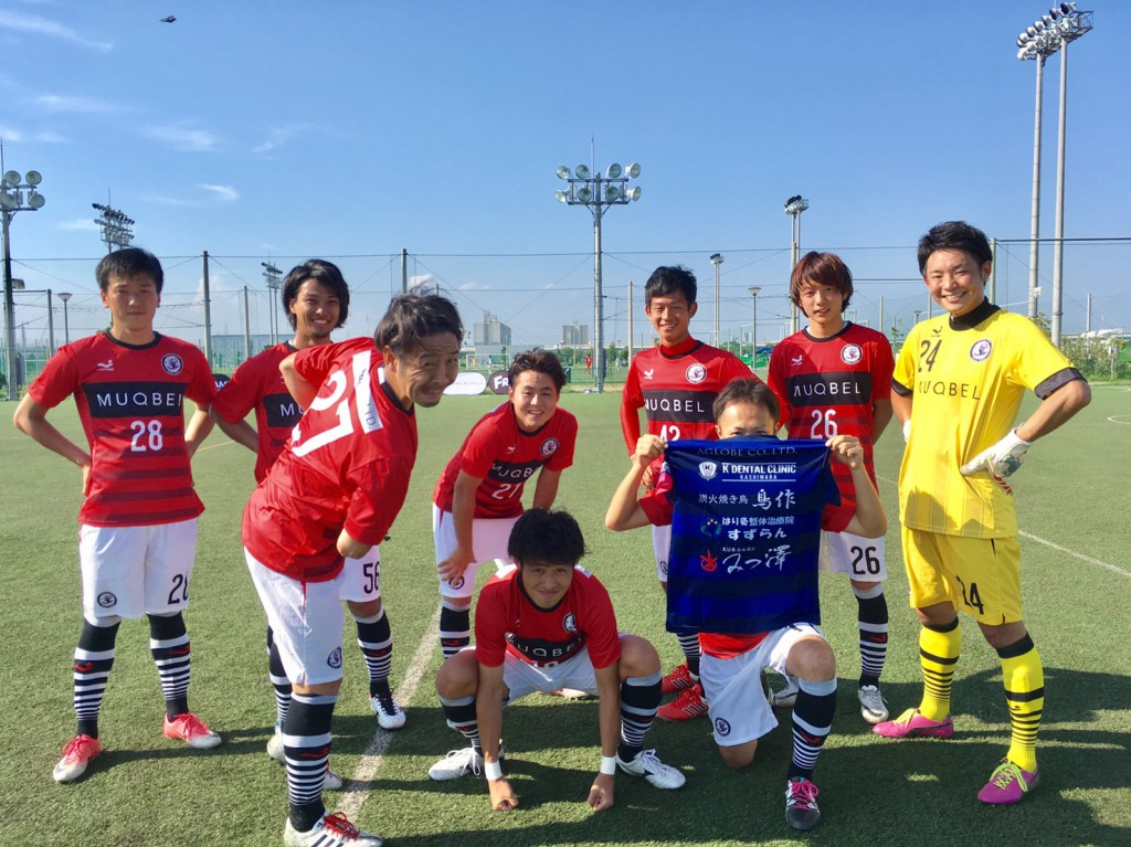ソサイチ&すずらんのサッカートレーナー活動♪in万博